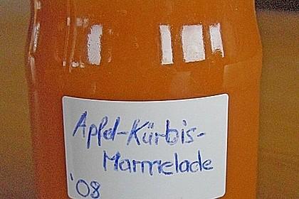 Apfel - Kürbis - Marmelade 13