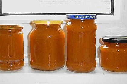 Apfel - Kürbis - Marmelade 16