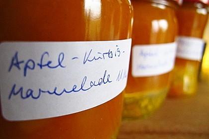 Apfel - Kürbis - Marmelade 25