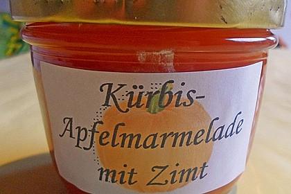 Apfel - Kürbis - Marmelade 22