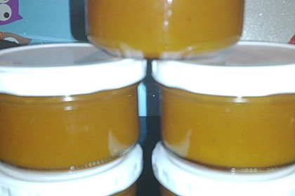 Apfel - Kürbis - Marmelade 46