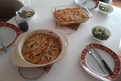 Bratkartoffelauflauf mit Schnitzel 36