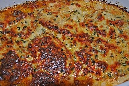 Bratkartoffelauflauf mit Schnitzel 43