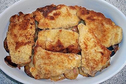 Bratkartoffelauflauf mit Schnitzel 30