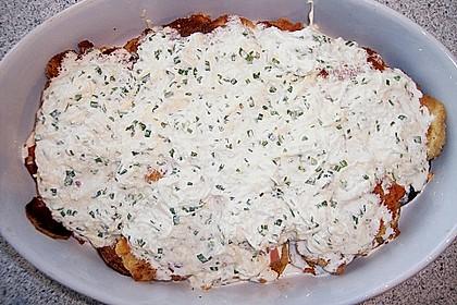 Bratkartoffelauflauf mit Schnitzel 32
