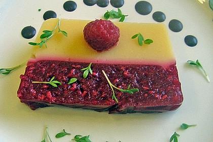 Himbeer - Eierlikör - Dessert 2