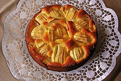 Apfelkuchen, sehr fein 1