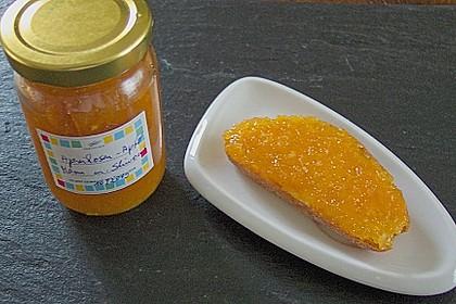 Aprikosen - Apfel - Sliwowitz - Marmelade 0