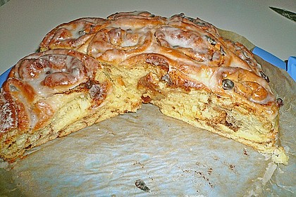 Zimtrollen-Kuchen 195