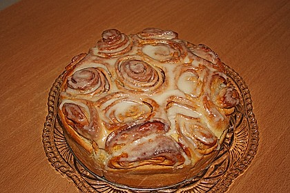 Zimtrollen-Kuchen 23