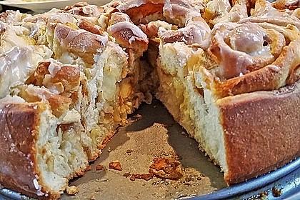 Zimtrollen-Kuchen 10