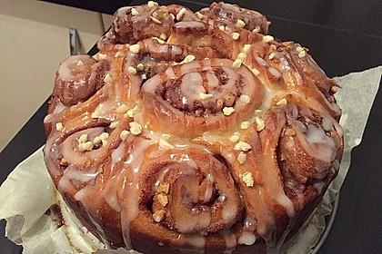 Zimtrollen-Kuchen 80