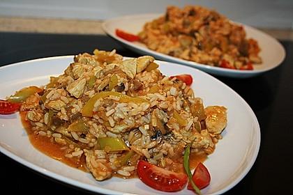 Puten-Reis-Pfanne 1