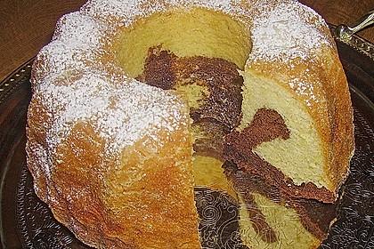 Marmorkuchen nach Frieda - klassische Art 204