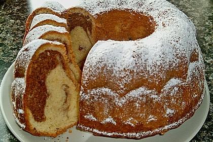 Marmorkuchen nach Frieda - klassische Art 85