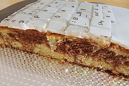 Marmorkuchen nach Frieda - klassische Art 234