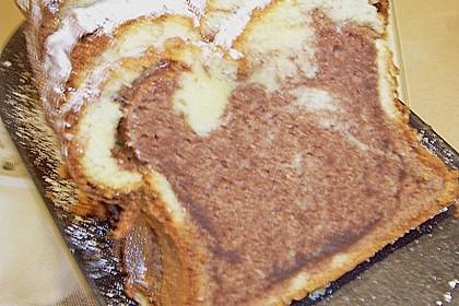 Marmorkuchen nach Frieda - klassische Art 369