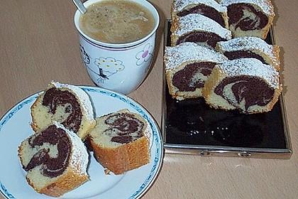 Marmorkuchen nach Frieda - klassische Art 40