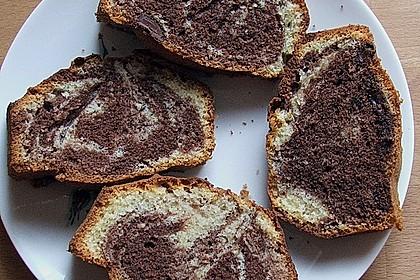 Marmorkuchen nach Frieda - klassische Art 210