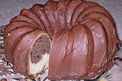 Marmorkuchen nach Frieda - klassische Art 196