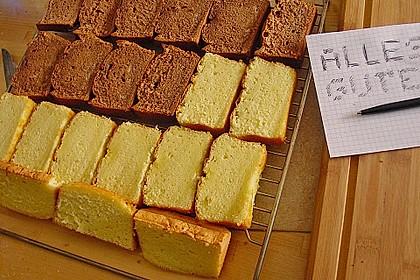 Marmorkuchen nach Frieda - klassische Art 336