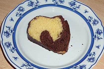 Marmorkuchen nach Frieda - klassische Art 107