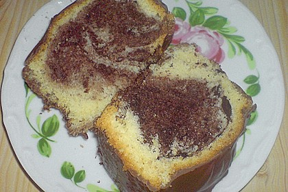 Marmorkuchen nach Frieda - klassische Art 329