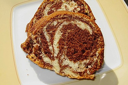 Marmorkuchen nach Frieda - klassische Art 23