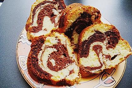 Marmorkuchen nach Frieda - klassische Art 118