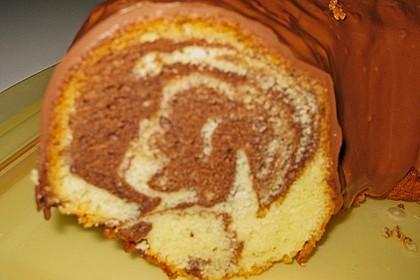 Marmorkuchen nach Frieda - klassische Art 377