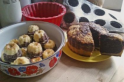 Marmorkuchen nach Frieda - klassische Art 183