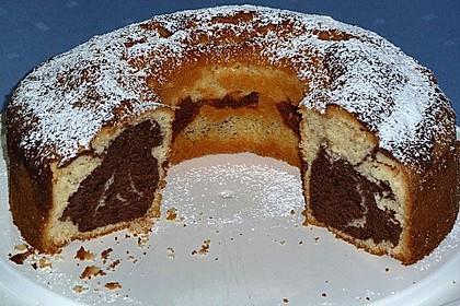 Marmorkuchen nach Frieda - klassische Art 106