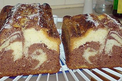 Marmorkuchen nach Frieda - klassische Art 345