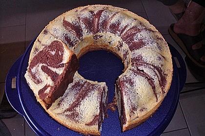Marmorkuchen nach Frieda - klassische Art 31