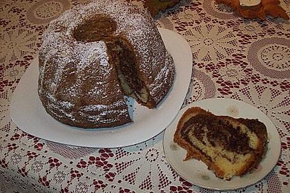 Marmorkuchen nach Frieda - klassische Art 76