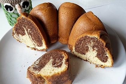 Marmorkuchen nach Frieda - klassische Art 8