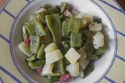 Bohnen - Kartoffel - Eintopf 13