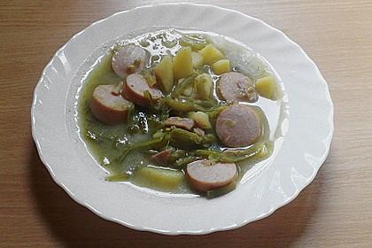 Bohnen - Kartoffel - Eintopf 14