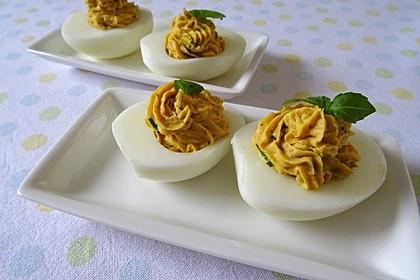 Gefüllte Eier 3