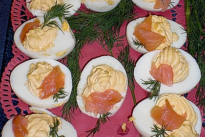 Gefüllte Eier 8