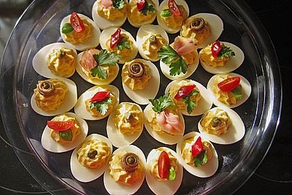 Gefüllte Eier 0