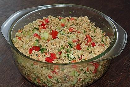 Couscous Salat à la Foe 6