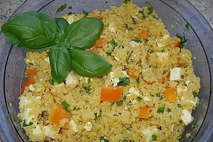 Couscous Salat à la Foe 16