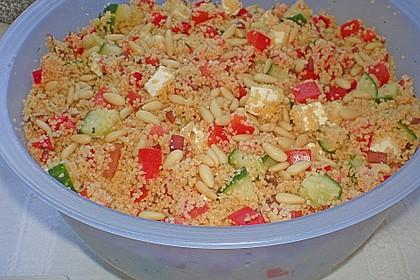 Couscous Salat à la Foe 24