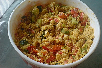Couscous Salat à la Foe 36