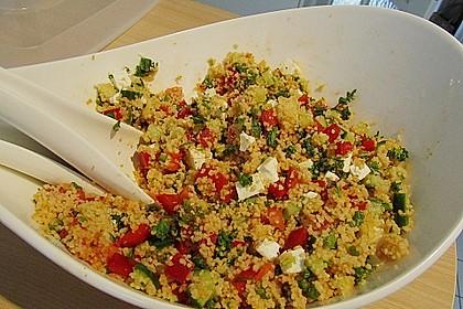 Couscous Salat à la Foe 1