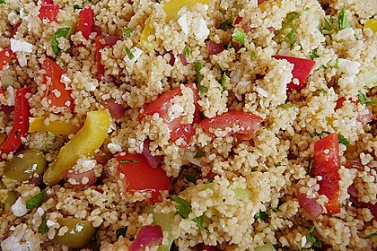Couscous Salat à la Foe 14