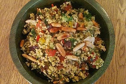 Couscous Salat à la Foe 15
