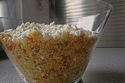 Couscous Salat à la Foe 21