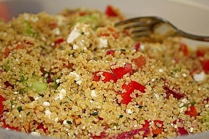 Couscous Salat à la Foe 9